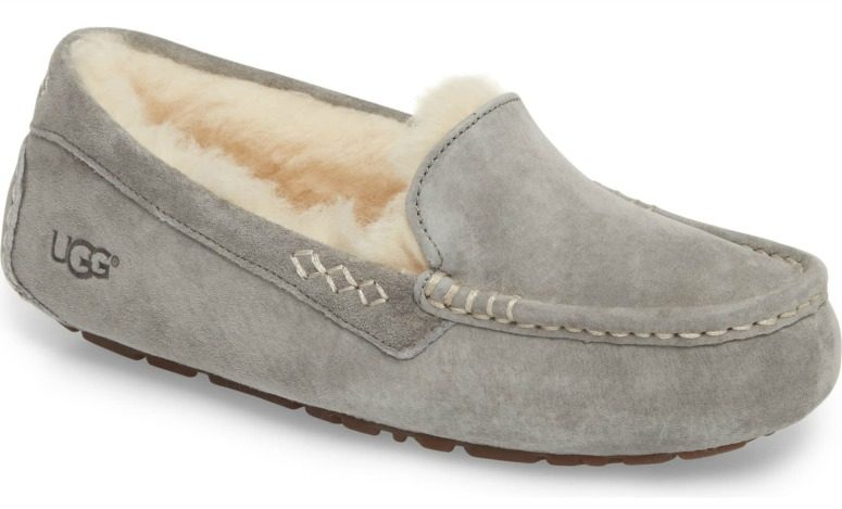 Ugg Hard Soled Slippers