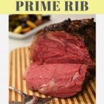 Sous Vide Prime RIb