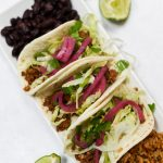 Ground Cauliflower Taco Meat