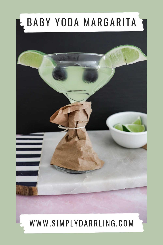 Baby Yoda Margarita