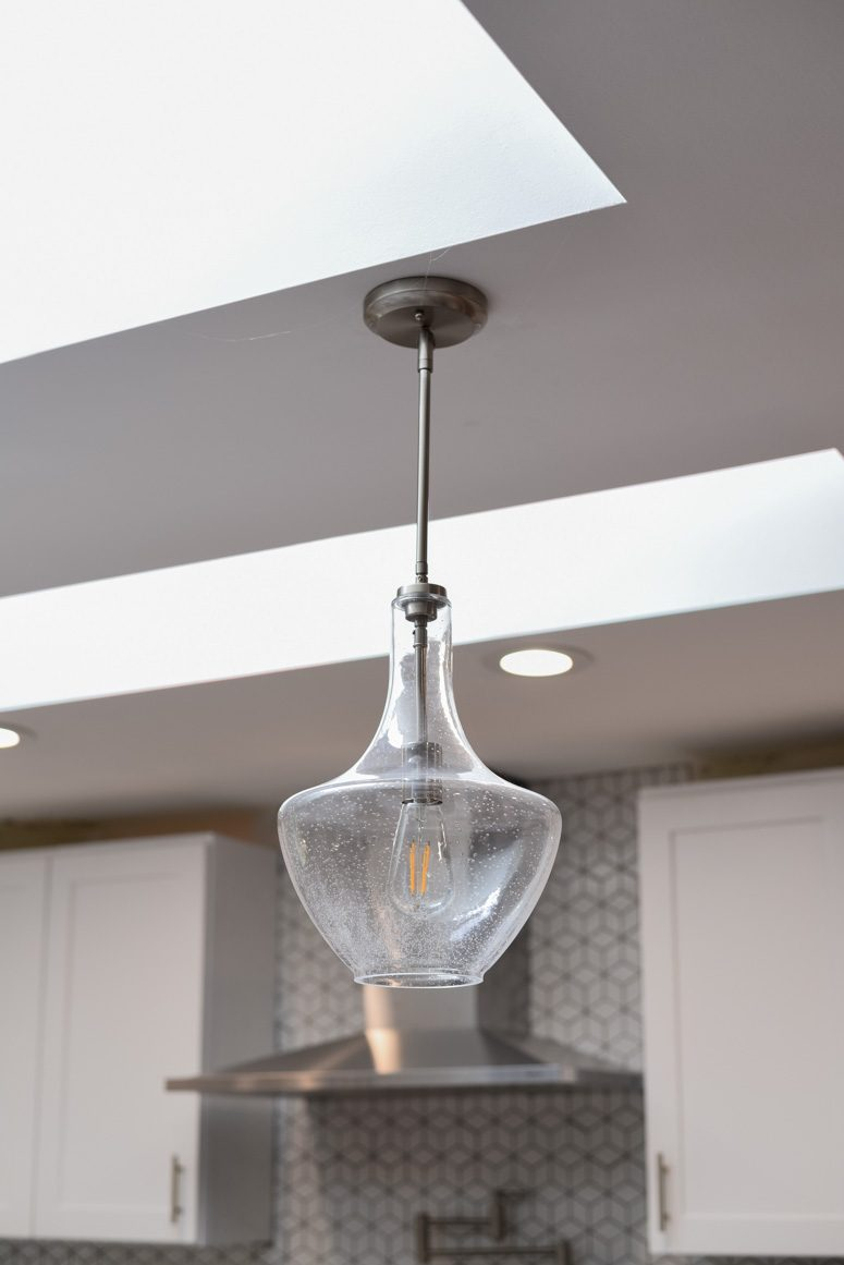 Tips to Save Money on a Kitchen Remodel - Light Pendant