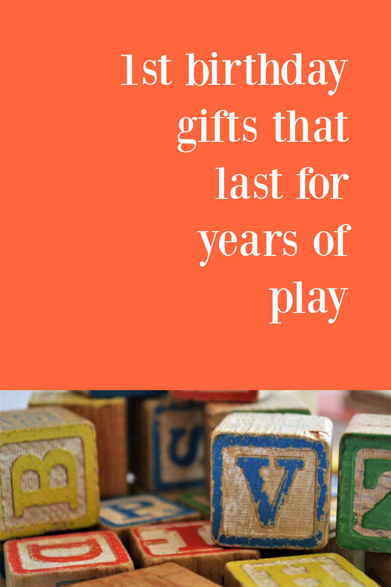 1st birthday gift toys