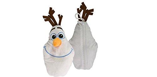Frozen Olaf Plush Pouch