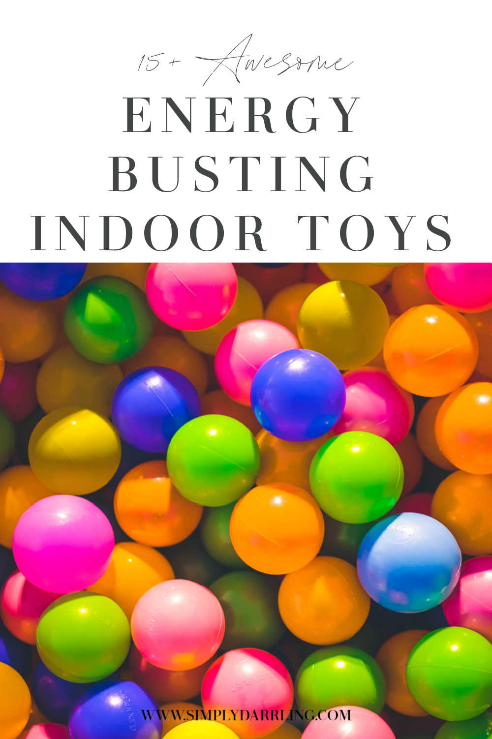 Indoor Toys that Get the Wiggles Out