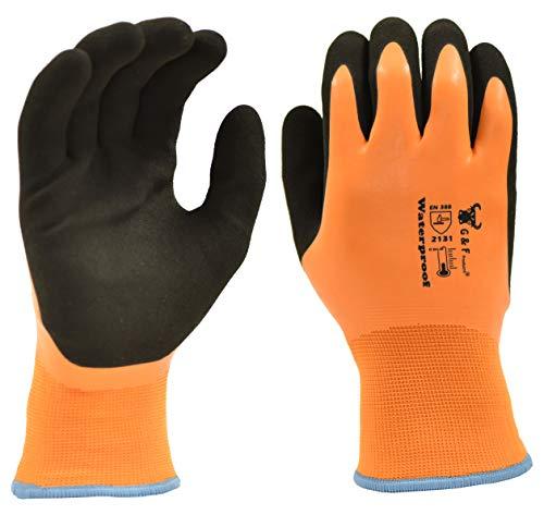 100% Waterproof Winter Gloves