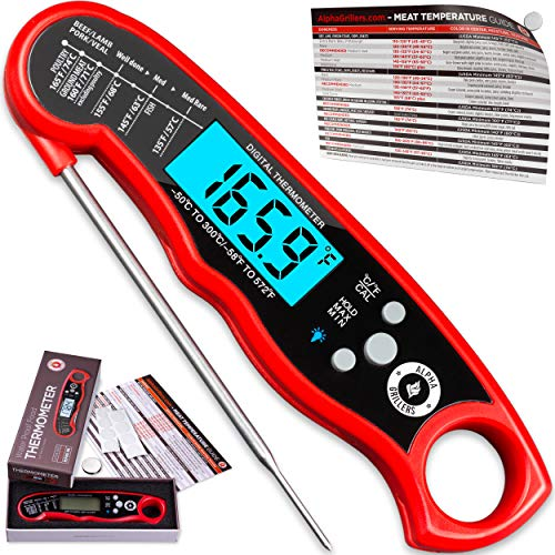 Grilling Food Thermometer