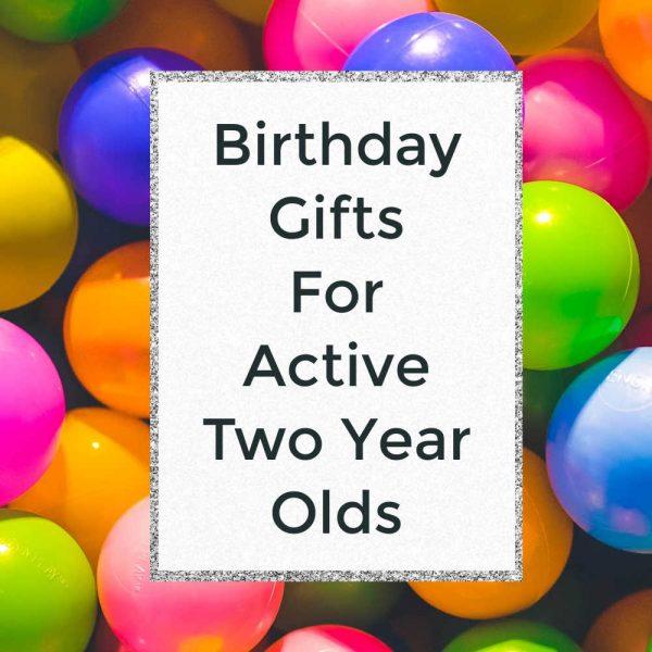 2nd Birthday Gift Guide