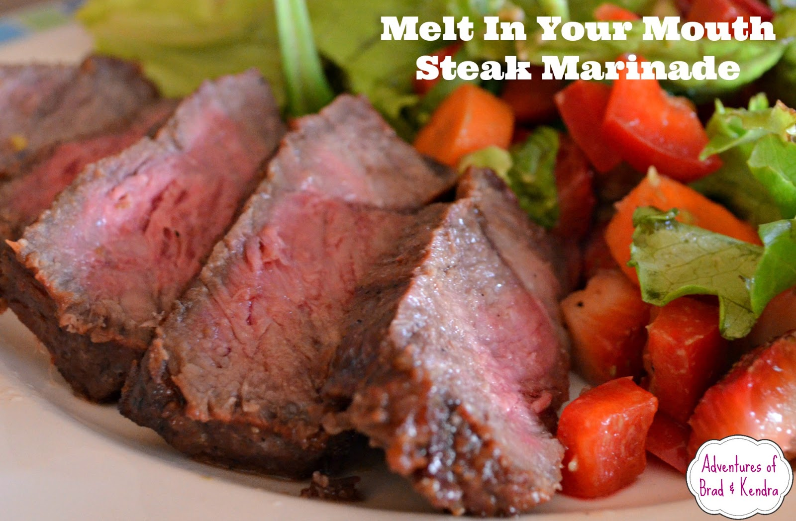Melt In Your Mouth Steak Marinade Simply Darr Ling